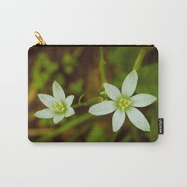 Wild Beauty Botanical / Nature / Floral Photograph Carry-All Pouch