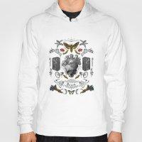 rorschach Hoodies featuring Rorschach by Dreck Design