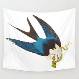 Swallow-tailed Hawk Wall Tapestry