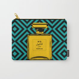 No 5 (Blue) Carry-All Pouch