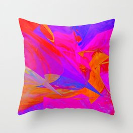 Flying High By Sherri Of Palm Spring Throw Pillow