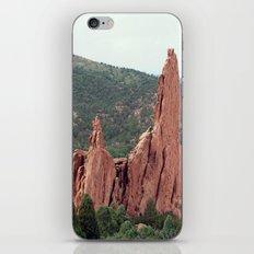Spires - Garden of the Gods iPhone & iPod Skin