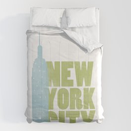 New York City - Empire State Comforters