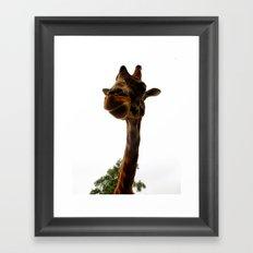 TWIGA Framed Art Print
