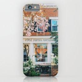 Georgetown 12 iPhone Case