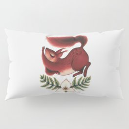 Squirrel Stretch Pillow Sham