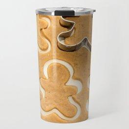 Gingerbread Cookies Travel Mug