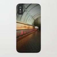 dc iPhone & iPod Cases featuring DC Metro by SHarperDesign