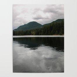 mirror mountains Poster