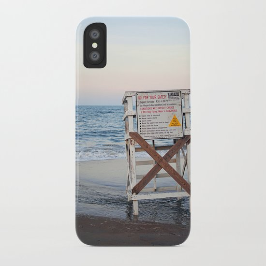 Guard Tower iPhone Case