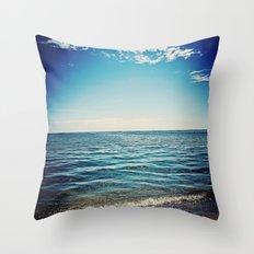 Peace Found Throw Pillow