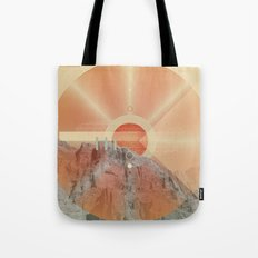 Not knowing when the dawn will come #everyweek 49.2016 Tote Bag