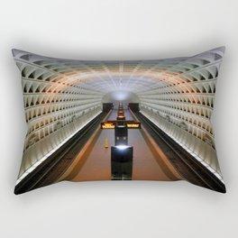 Lights Rectangular Pillow