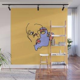 GOLDEN HOUR Wall Mural