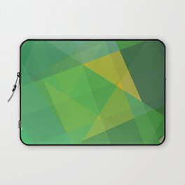 Polygon print bright colors #society6 #decor #buyart #artprint Laptop Sleeve