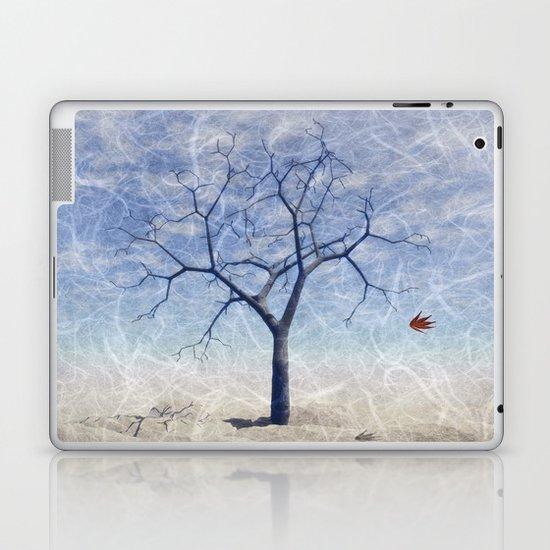 When the last leaf falls Laptop & iPad Skin