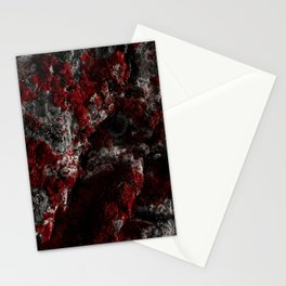Sardinia Red Rock Stationery Cards