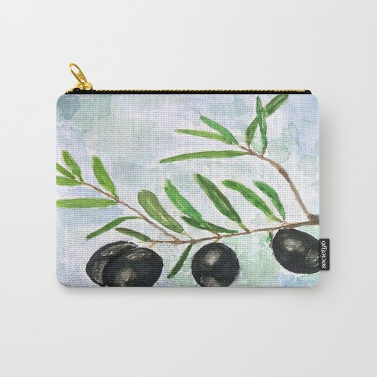 Olive 2 Carry-All Pouch