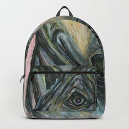 May I Help You? Backpack