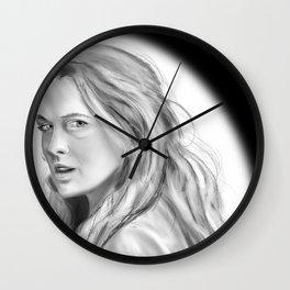 Diana Cover Wall Clock