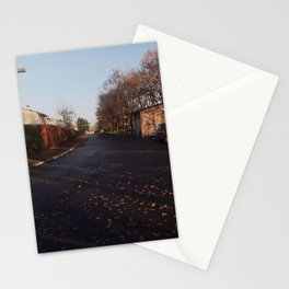 On the Road 1 Stationery Cards