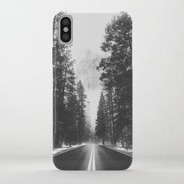 ROAD TRIP IV / Yosemite, California iPhone Case