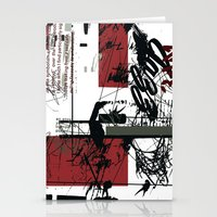 jazz Stationery Cards featuring jazz by onoff mode