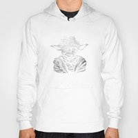 yoda Hoodies featuring Yoda by Some_Designs