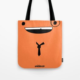 MR WIDEO Tote Bag
