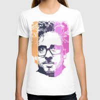 tim burton T-shirts featuring TIM BURTON IN COLORS by BURRO