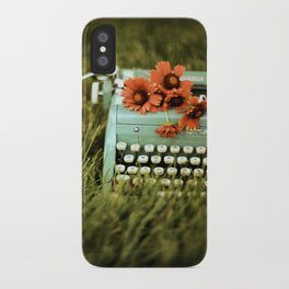 Loveletters iPhone Case