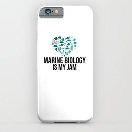 Marine Biology Gifts | Future Marine Biologist iPhone Case