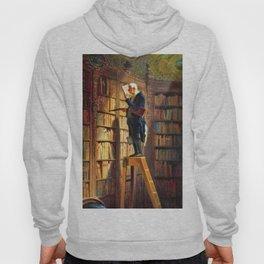 The Bookworm - Carl Spitzweg Hoody