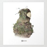 coco Art Prints featuring Coco by Eugénie Crand