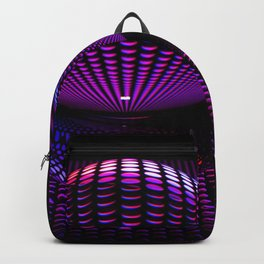 Glass Ball Backpack