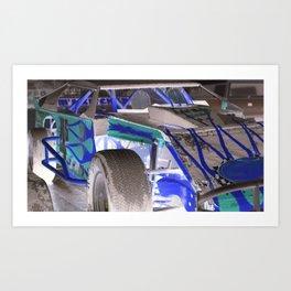 Phantom 4S Art Print