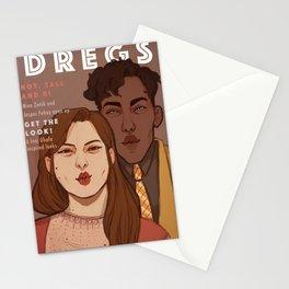 Nina and Jesper cover Stationery Cards