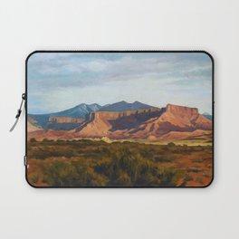 Moab Summer Evening Laptop Sleeve