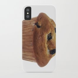 Blueberry Muffin iPhone Case