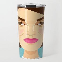 Jackie Onassis Travel Mug