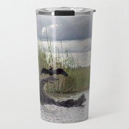 africa birdview Travel Mug