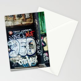 Graffiti NYC Stationery Cards