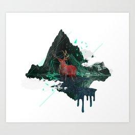 Planet#01 Art Print