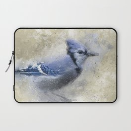 Blue Jay Laptop Sleeve