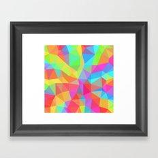 Collider Scope Framed Art Print