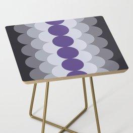 Gradual Ultra Violet Side Table
