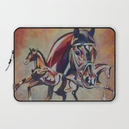 Father and Sons Laptop Sleeve
