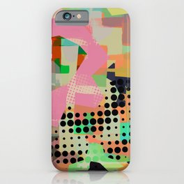 Abstract Painting No. 10 iPhone Case