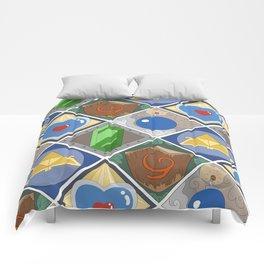 Link's Pattern Comforters