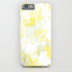 Blooming Flowers Slim Case iPhone 6s
